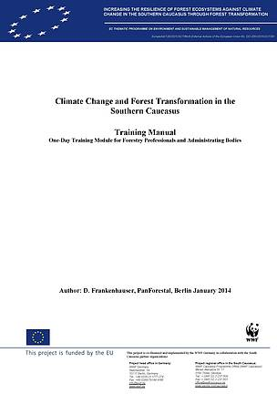 Managing innovative learning on adaptive forest management to climate change