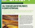Cover: CANOPY (issue 2, 2015) -- WWF global  Forest and Climate Programme
