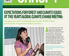 Cover: CANOPY issue 4, 2014 -- WWF global Forest and Climate Programme
