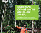Cover: Community-based Monitoring, Reporting and Verification Know-how