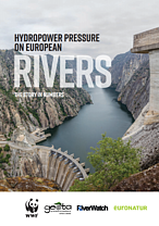 Hydropower pressure on European rivers: The story in numbers © WWF, RiverWatch, EuroNatur, GEOTA