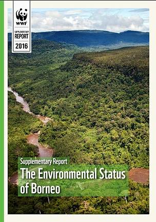 Supplementary Report: Environmental Status of Borneo 2016