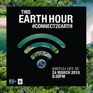 Slikovni rezultat za sat za planet zemlju earth hour 2018