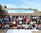 Participants from 22 countries at the 2nd Coral Triangle Fishers Forum that was staged at the Novotel Convention Centre, Suva, Fiji