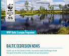 Baltic Ecoregion News - May 2016