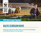 Baltic Ecoregion News - October 2015