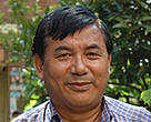 Ang Tshering Sherpa, Climate Witness, Nepal