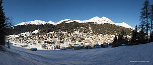 The World Economic Forum 2018 at Davos, Switzerland