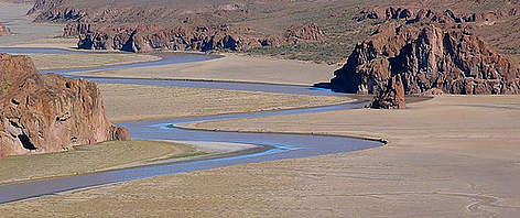 The Worlds Rivers WWF - List of all rivers in the world