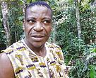 "Assembe Dieudonné:  ""My greatest wish is the success of the gorilla habituation project"""