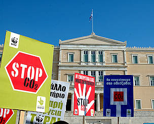 WWF-Greece and seven municipalities will oppose several coal-fired power plant projects.