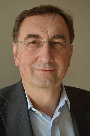 portrait photo of Janos Pasztor, Director of Policy and Science at WWF International