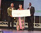 WWF Kenya takes part in the NETFUND GIA gala night