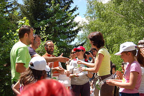 WWF's National Day of the Nature Parks, Vitosha, Bulgaria, 23 May 2009 rel=