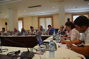 Stakeholder Meeting on TEEB Scoping Study and FSC in Baku