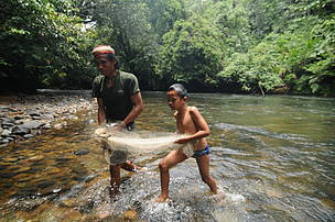 Ari Wibowo, Heart of Borneo, Tepai River, Mahakam Ulu, Long Tuyoq, Long Gelaat, East Kalimantan