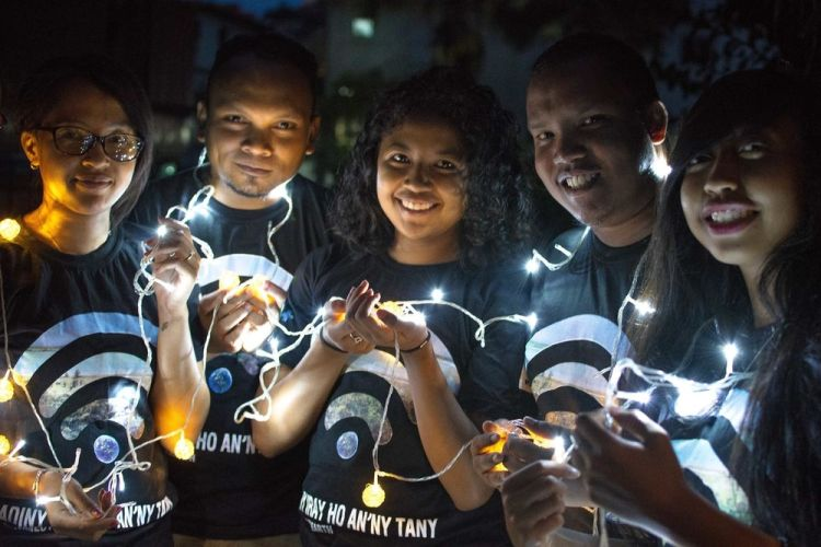 40 more days until Earth Hour 2019!
