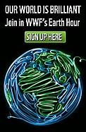 WWF UK Earth Hour Banner / ©: WWF UK