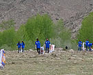 "Khyargas lake-Zavkhan river Water Basin Administration has started ""Blue patrol"" initiative"