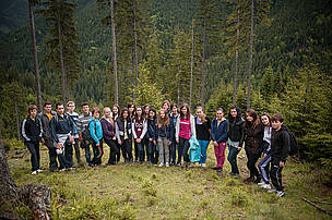 European Schools for a Living planet 2012.