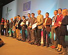 """Farmers are at the forefront of this project. The awards recognise and promote Baltic-friendly farmers who are leading the way to reduce runoff from their farms into the Baltic Sea,"" said the jury of the EU CAP Communications Awards 2013."