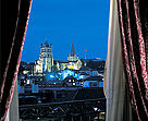 View of Lausanne Palace and Spa, Switzerland  	© The Leading Hotels of the World