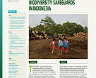 REDD+ Inspiring Practice: Building the Basis for Biodiversity Safeguards in Indonesia