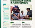 REDD+ Inspiring Practice: Empowering Communities Through Participatory Carbon Measurement in Indonesia