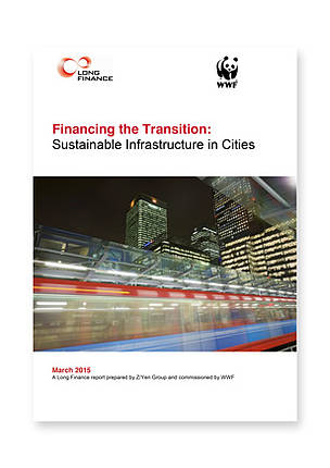 Financing the Transition: Sustainable Infrastructure in Cities  	© WWF