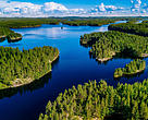 Lakes, Finland