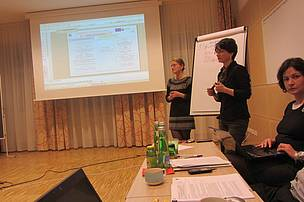 WWF Coordination Meeting in Vienna for FLEG Project