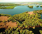 Floodplains of the Danube in Croatia illustrate that Croatia and Hungary signed a declaration to establish a Trans-Boundary UNESCO Biosphere Reserve that will protect their shared biodiversity hotspot along the Mura, Drava and Danube Rivers.