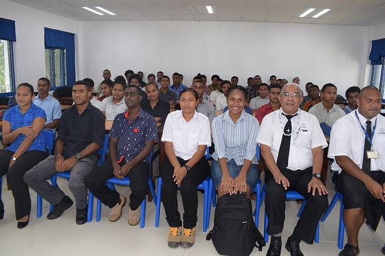 Maritime students grateful for maritime employment opportunities