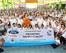 Ford Volunteer Projects Expand as Employees in Thailand Go Further in Ninth Annual 'Ford Global Week of Caring'