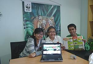 60,000 trees for critical Sumatran tiger's habitat