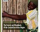 Report cover: The Forests and Woodlands of the Coastal East Africa Region