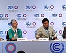 Press Conference at UNFCCC COP 20 for Amazon Indigenous REDD+