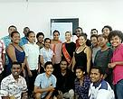 The workshop was attended by youths and volunteers from across Fiji