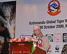 Prime Minister of Nepal, Madhav Kumar, stated that the government would establish a National Tiger Conservation Authority as well as a Wildlife Crime Control Committee.