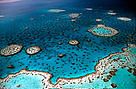 Australia's 2,000km-long Great Barrier Reef is the world's largest coral reef.  	© WWF / Jürgen FREUND