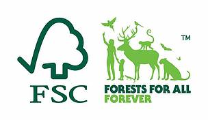 FSC logo - Forests for All Forever