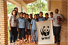WWF Volunteer Gabriela Dragne, WWF Paraguay Nov 2012-April 2013 / ©: WWF / Gabriela Dragne