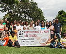 REDD+ learning workshop in Colombia.