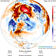 Anomalous weather in the Arctic, 23 February 2018