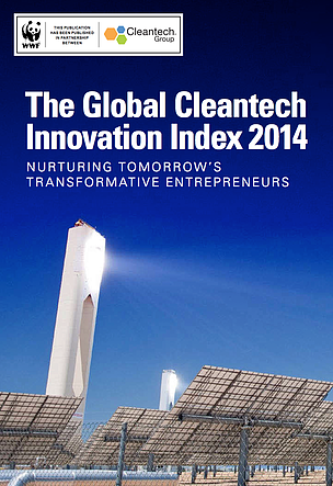 Informe Global Cleantech Innovation Index 2014