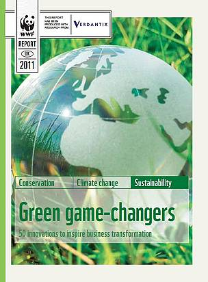 Green Game Changer report cover