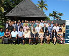 Group photo of participants of the ABNJ workshop. Credit-WWF-Pacific.