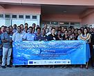 Group photo of the participants and guests at the MSC workshop opening ceremony.