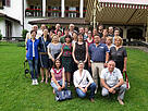 Project team, Steering Group members and stakeholders in Maramures.  / ©: WWF
