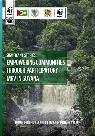 Significant Stories: Empowering Communities through Participatory MRV in Guyana